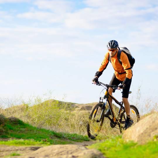 VTT en Corse - Découvrez la nature corse en VTT
