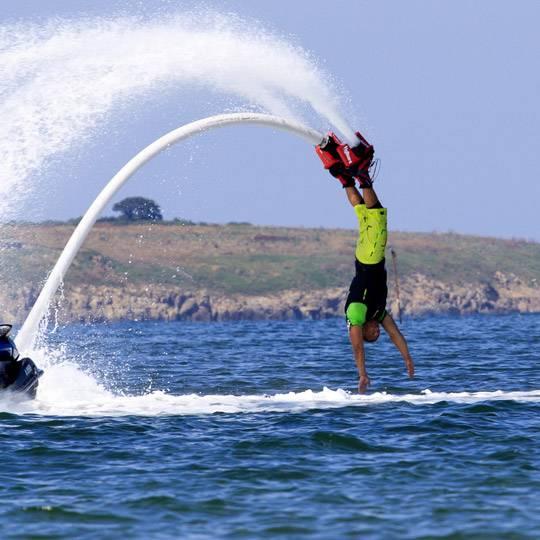 Flyboard en Corse : Évadez-vous pour une nouvelle expérience...