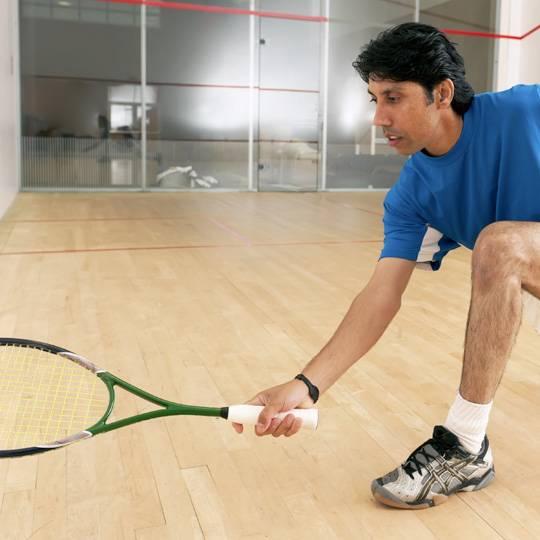 Squash en Corse, un sport intense et dynamique !